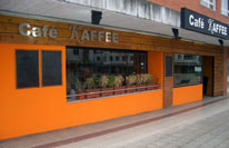 Reforma Local Cafeteria Café Kaffee